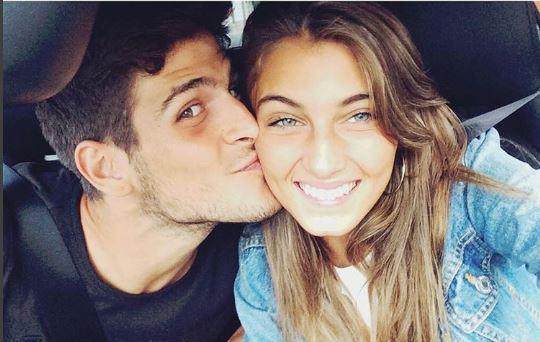 Lourenço Ortigão namora com ex de futebolista - TV 7 Dias