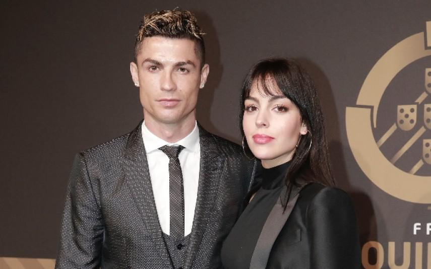 Cristiano Ronaldo declara-se a Georgina com foto muito especial