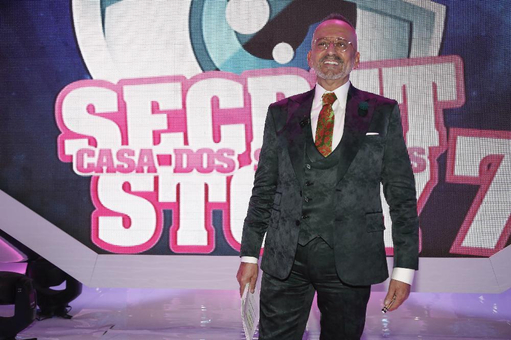 """Manuel Luís Goucha na """"Casa dos Segredos"""""""