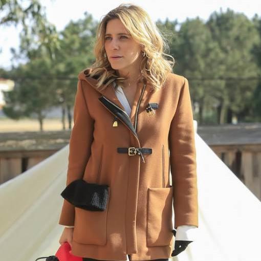 Paixão: Catarina conta à polícia que viu Helena no dia em que Luísa foi raptada