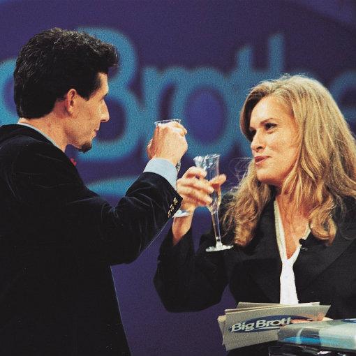 """Zé Maria e Teresa Guilherme no """"Big Brother"""""""