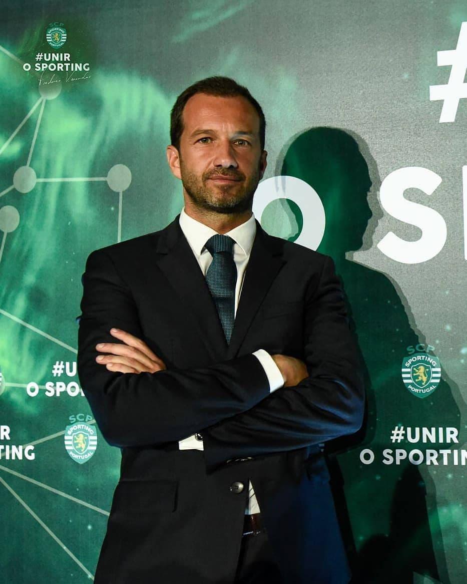 bf03404be57d Saiba quem é a companheira do novo presidente do Sporting