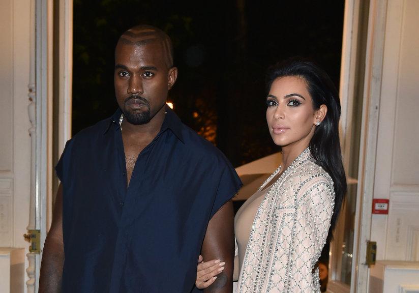 Kim e Kanye