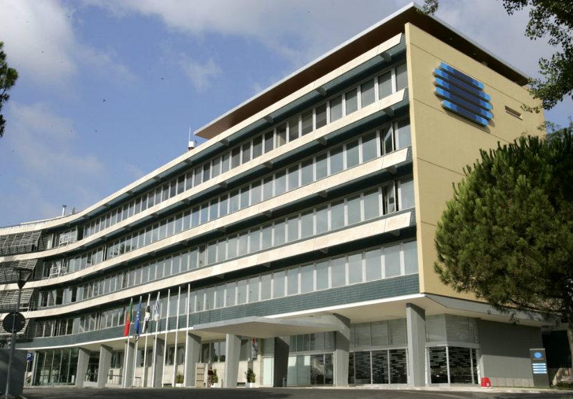 rtp sede instalações edifício