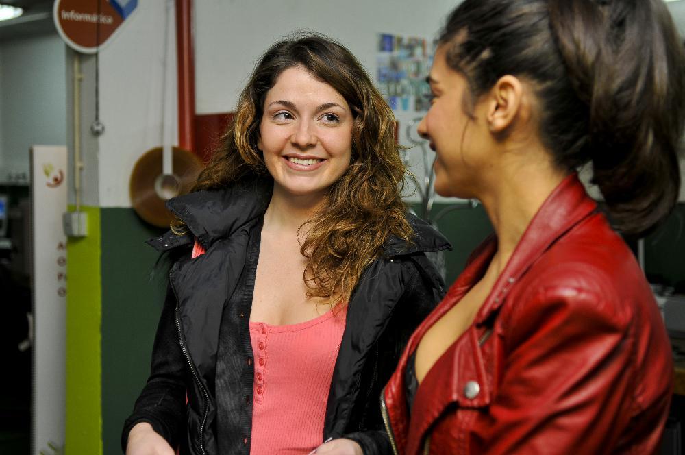 Sofia Baltar e Gabriela Barros