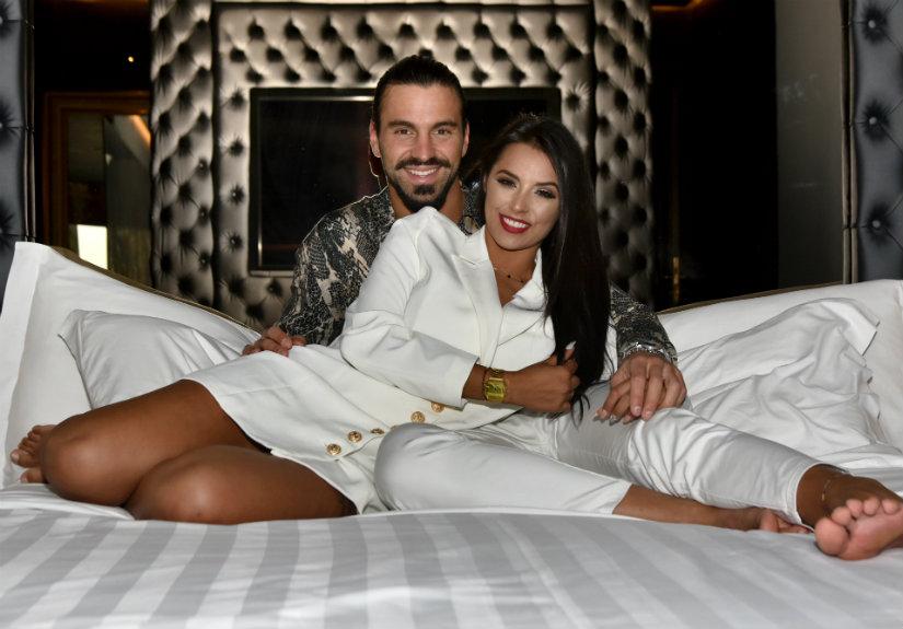 EXCLUSIVO: Elisabete Moutinho e Pedro Pinto revelam segredos