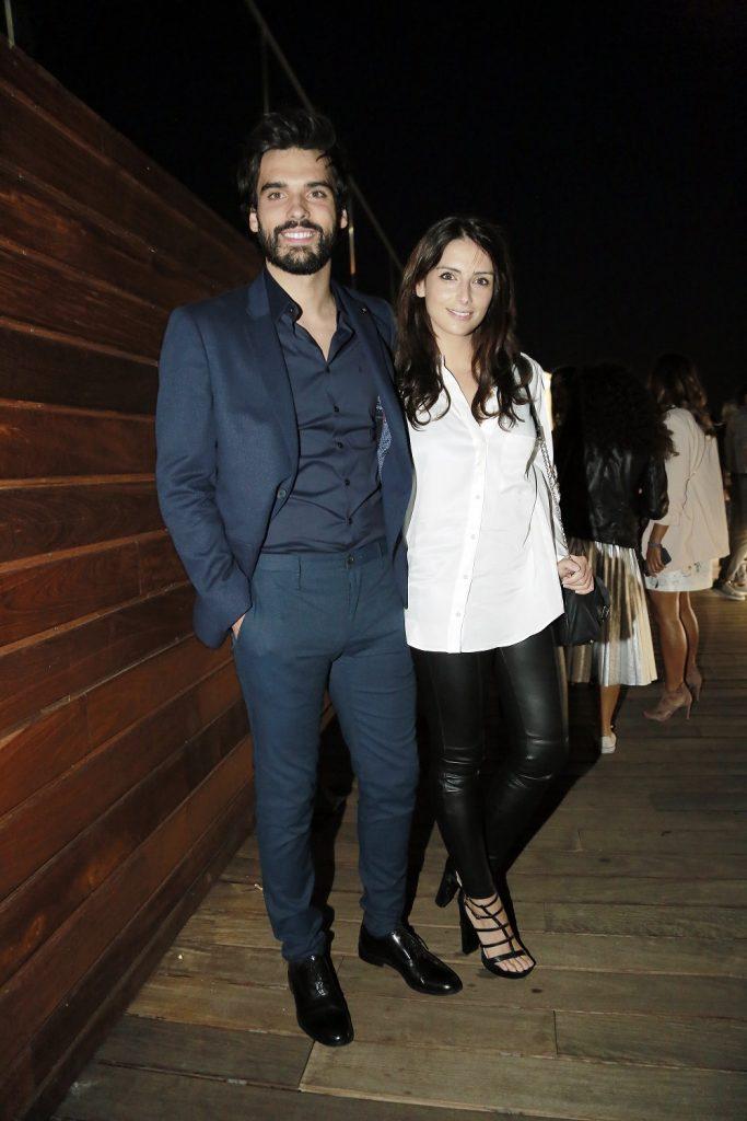 Carolina Torres e Vítor Silva Costa