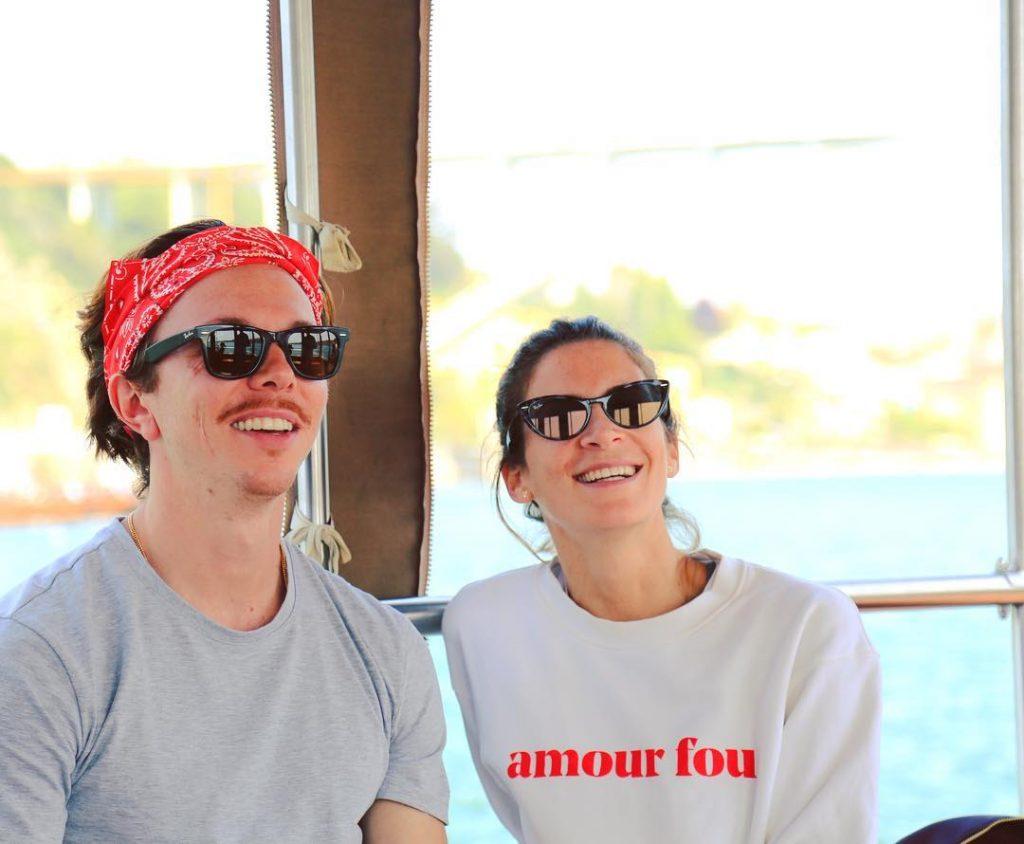 Matilde Breyner e Tiago Felizardo