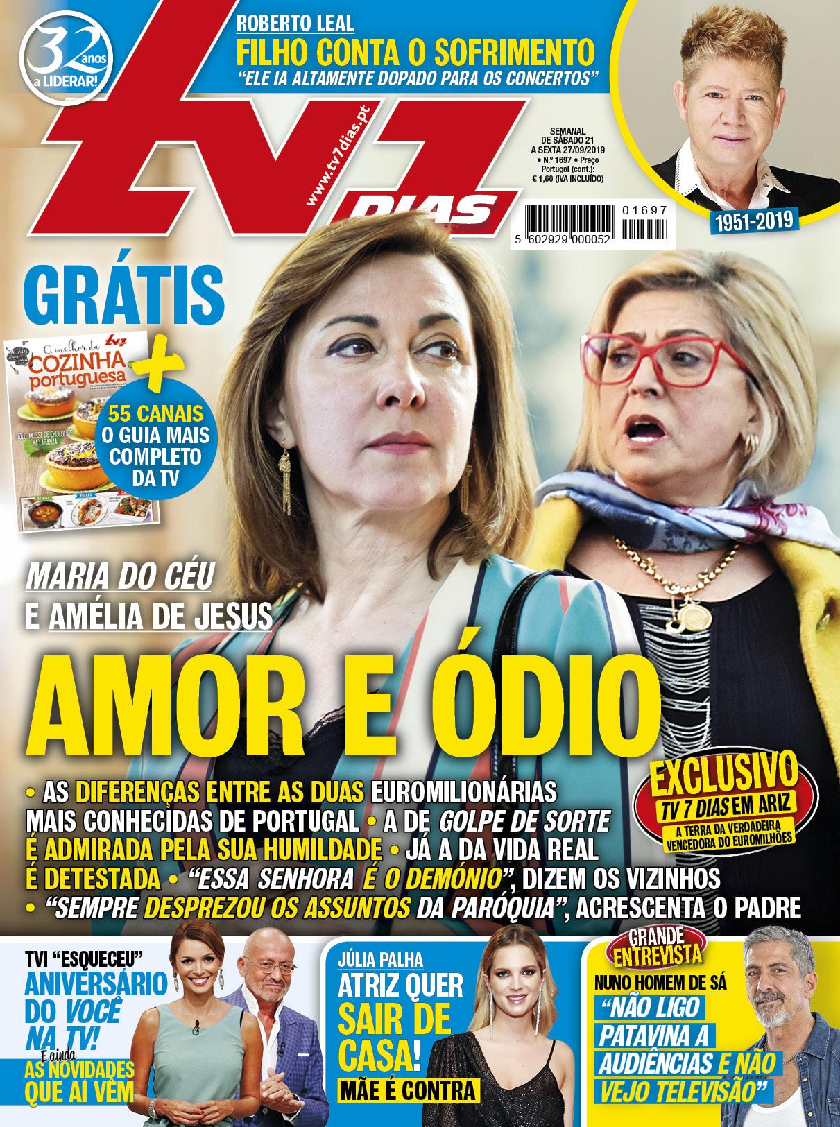 TV 7 Dias edição 1697