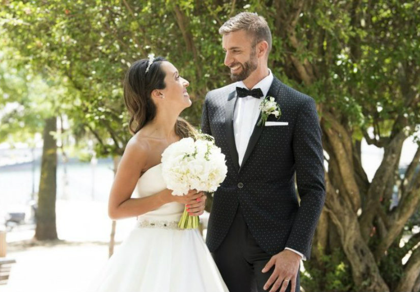 Casados a primeira vista