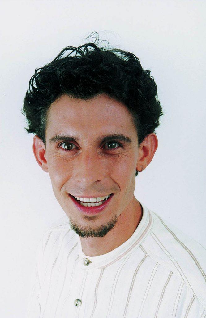 Zé Maria, o vencedor do primeiro Big Brother