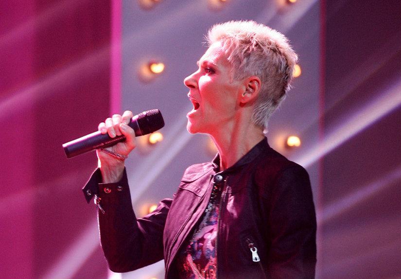 Marie Fredriksson,