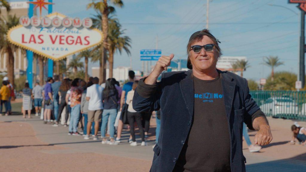 José Cid em Las Vegas - Um Grammy Português