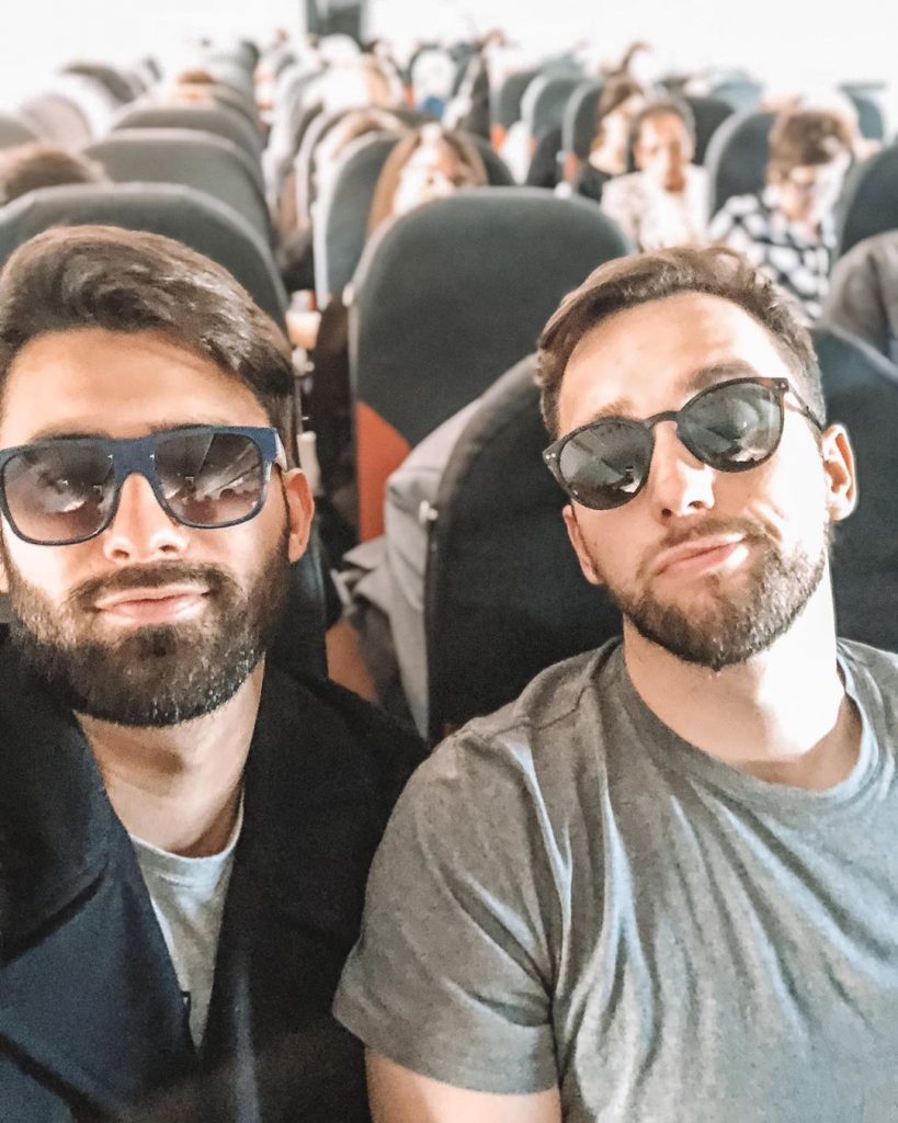 Luan Tiófilo e Tiago Rufino