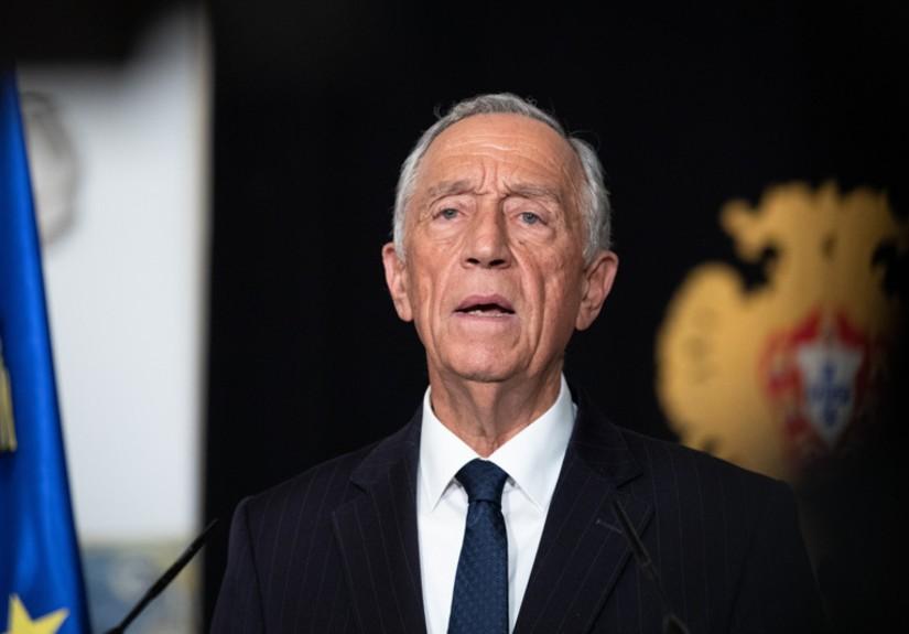 Presidente da República Marcelo Rebelo de Sousa