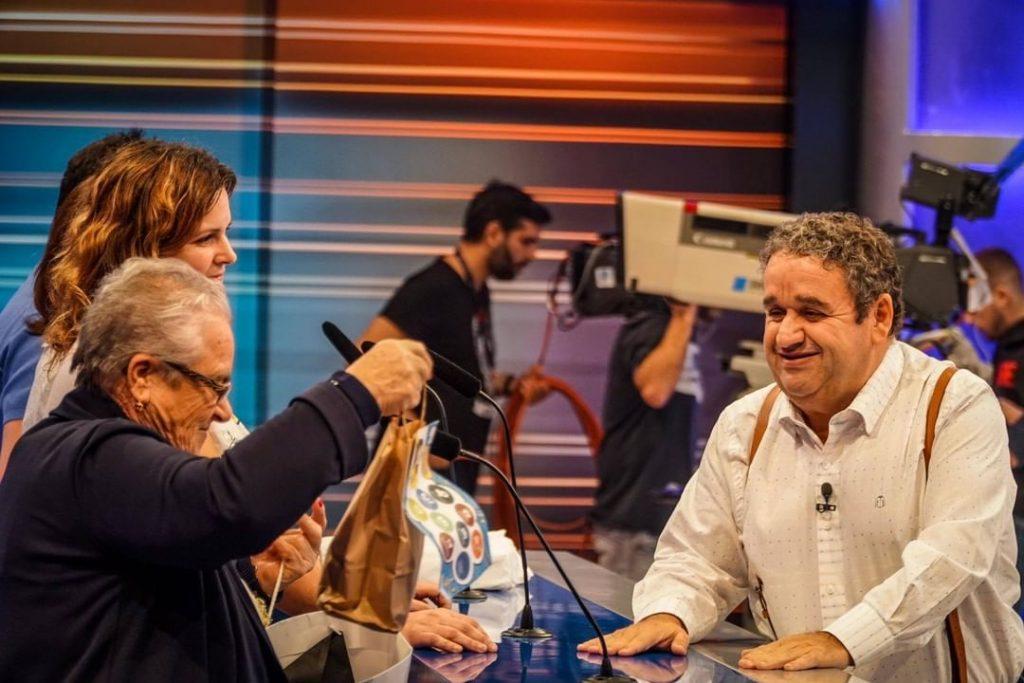"""Fernando Mendes em """"O Preço Certo"""""""