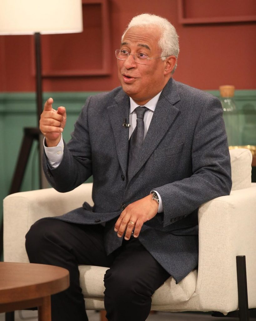António Costa n'O Programa da Cristina Ferreira