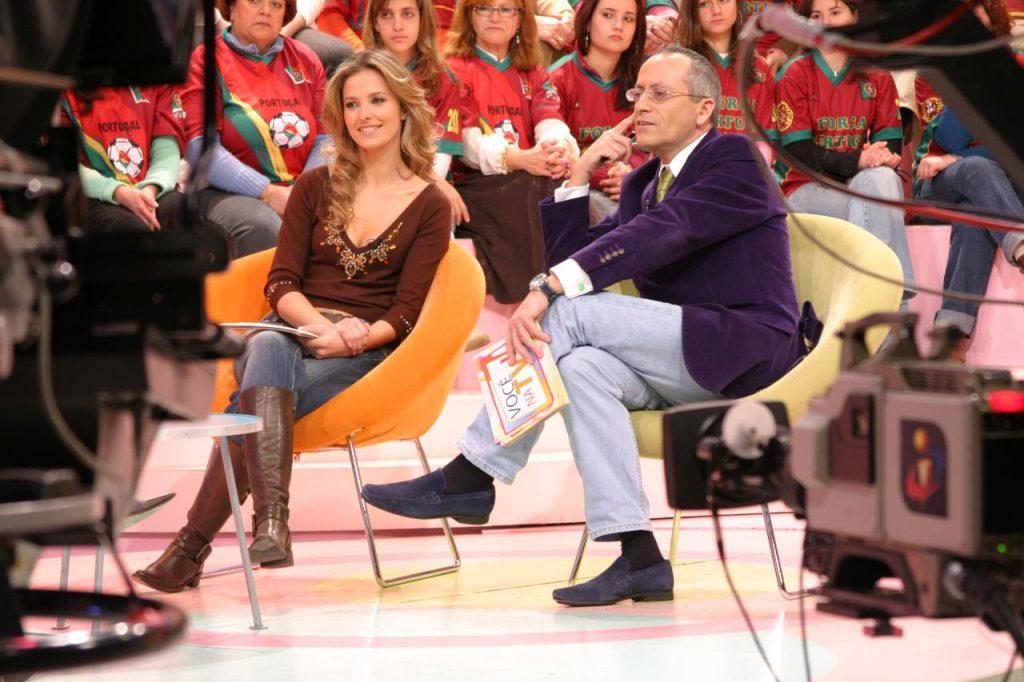 Você na TV! com Cristina Ferreira e Manuel Luís Goucha