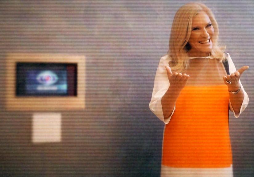 Big Brother - A Revolução Teresa Guilherme