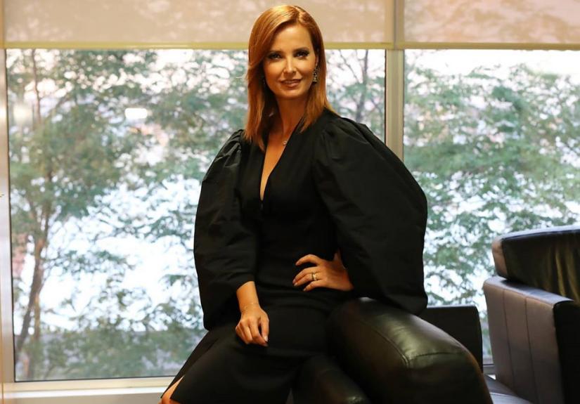 Cristina Ferreira no regresso à TVI