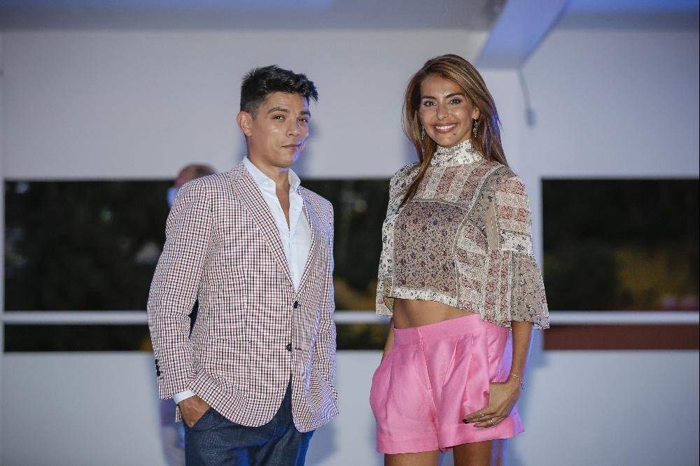 Catarina Furtado e Vasco Palmeirim