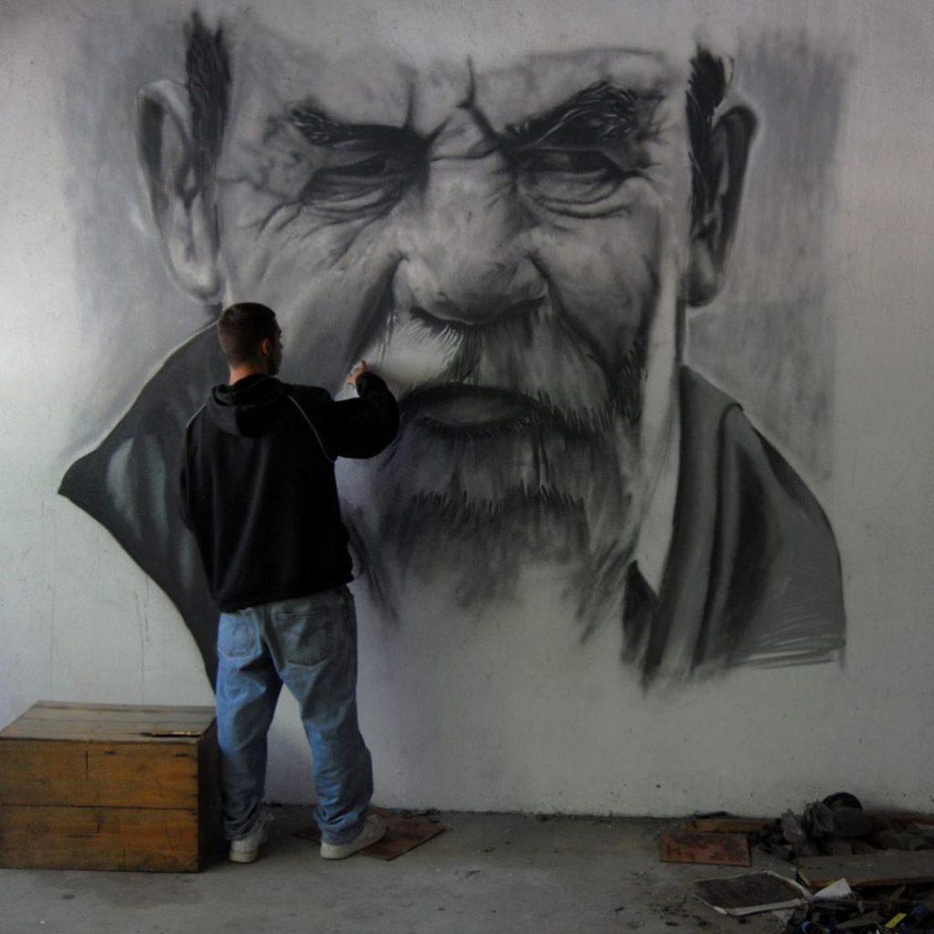 Trabalho de Bruno Nogueira