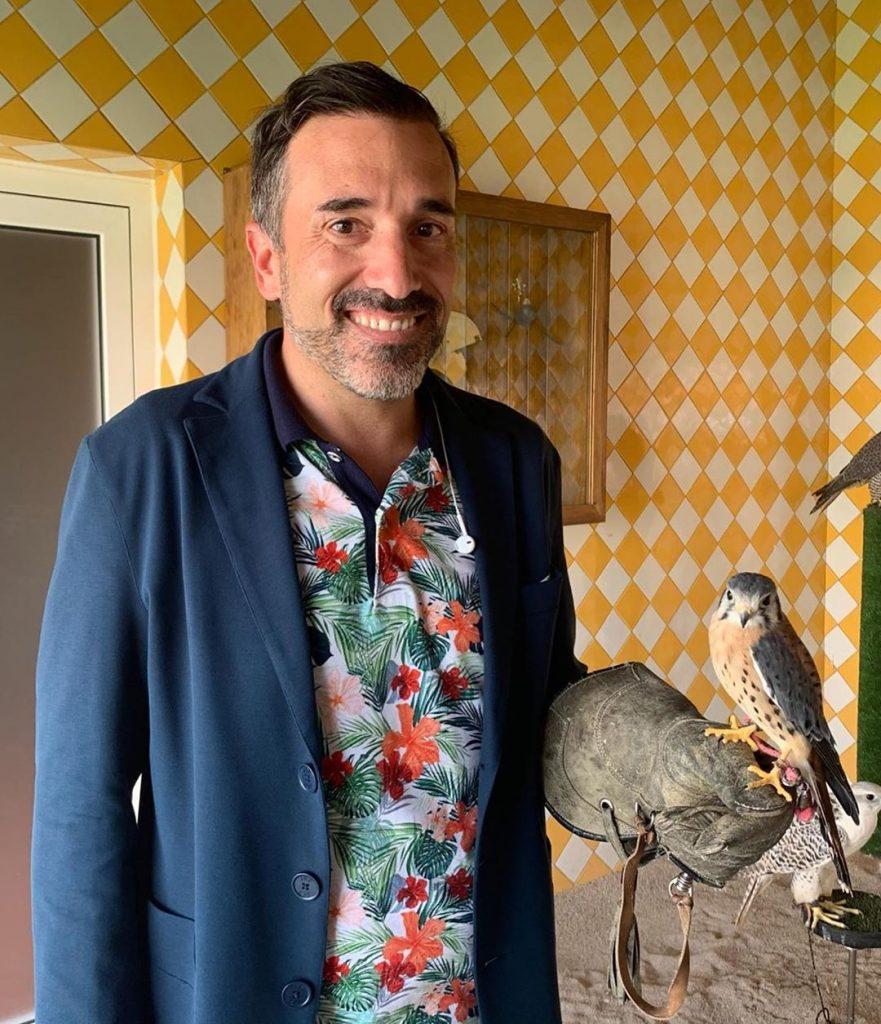 Marco Horácio em Portugal na TVI