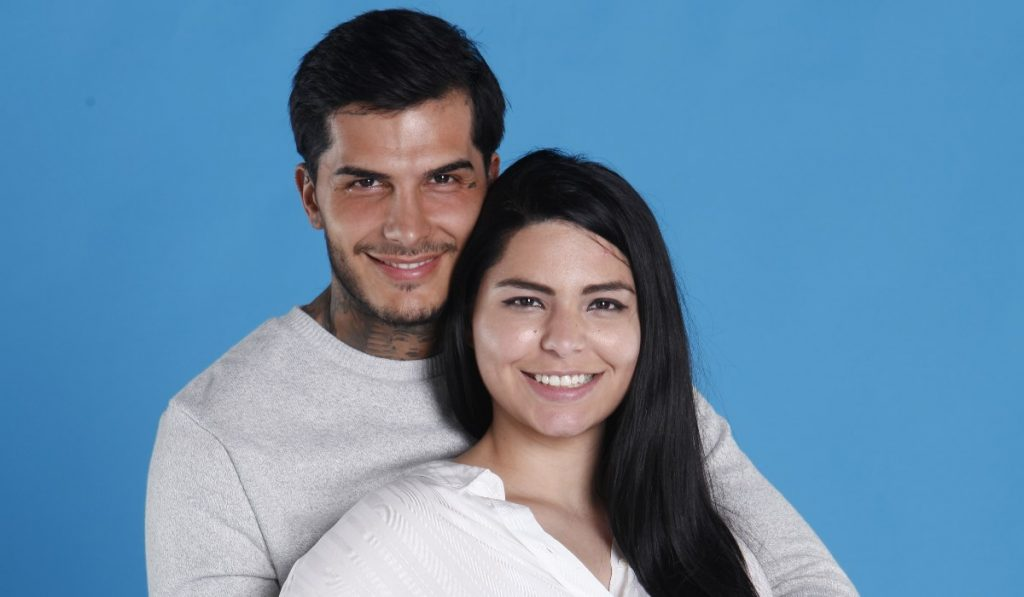 Nuno da Silva e Cynthia Noriega