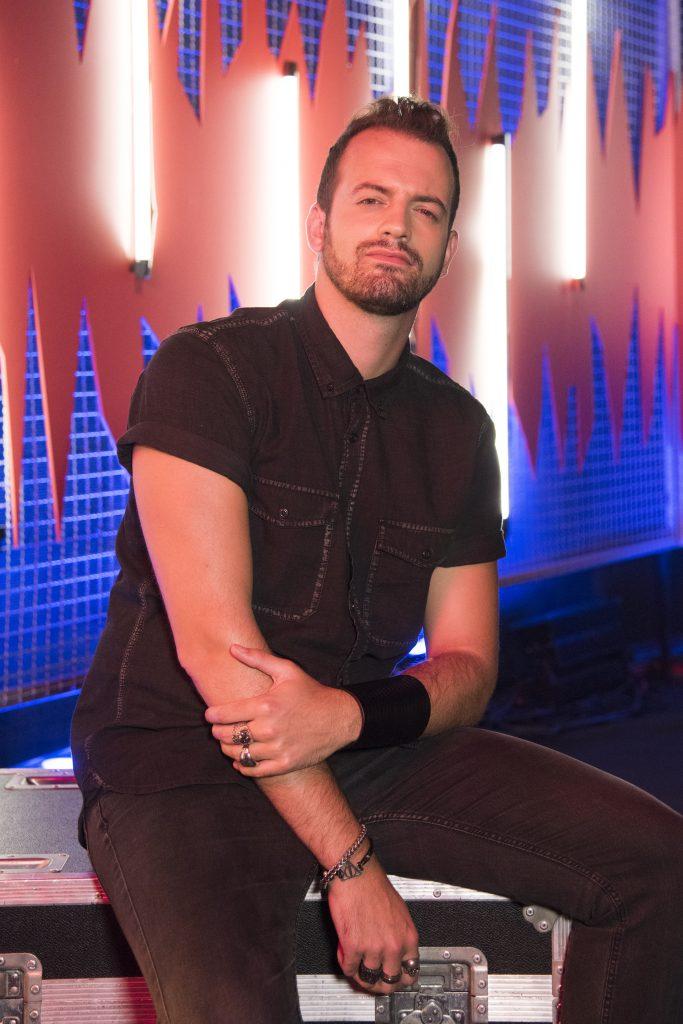 """Diogo Leite é um dos concorrentes do """"The Voice Portugal"""""""