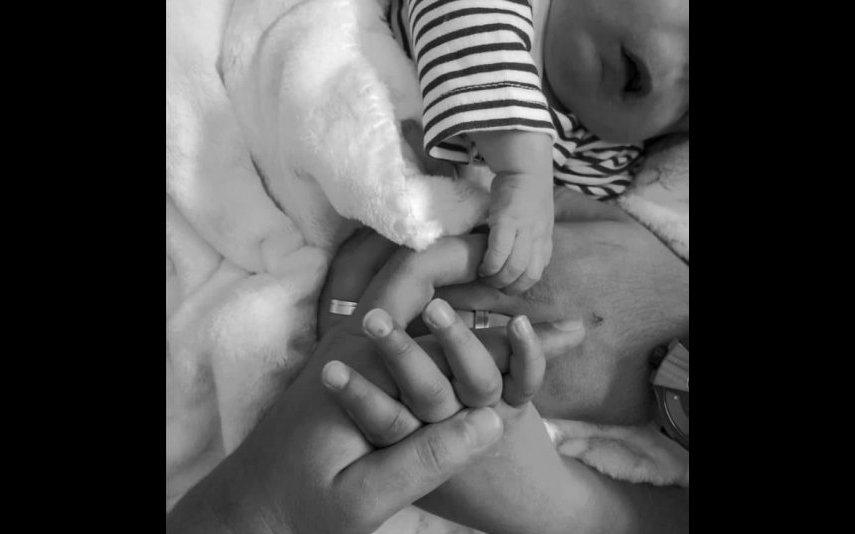 O bebé sem rosto é o nome pelo qual Rodrigo ficou conhecido por ter nascido com malformações