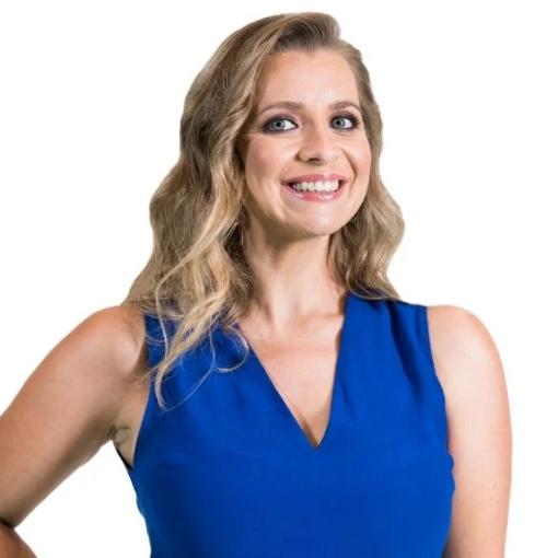 Andreia Filipe, concorrente do Big Brother