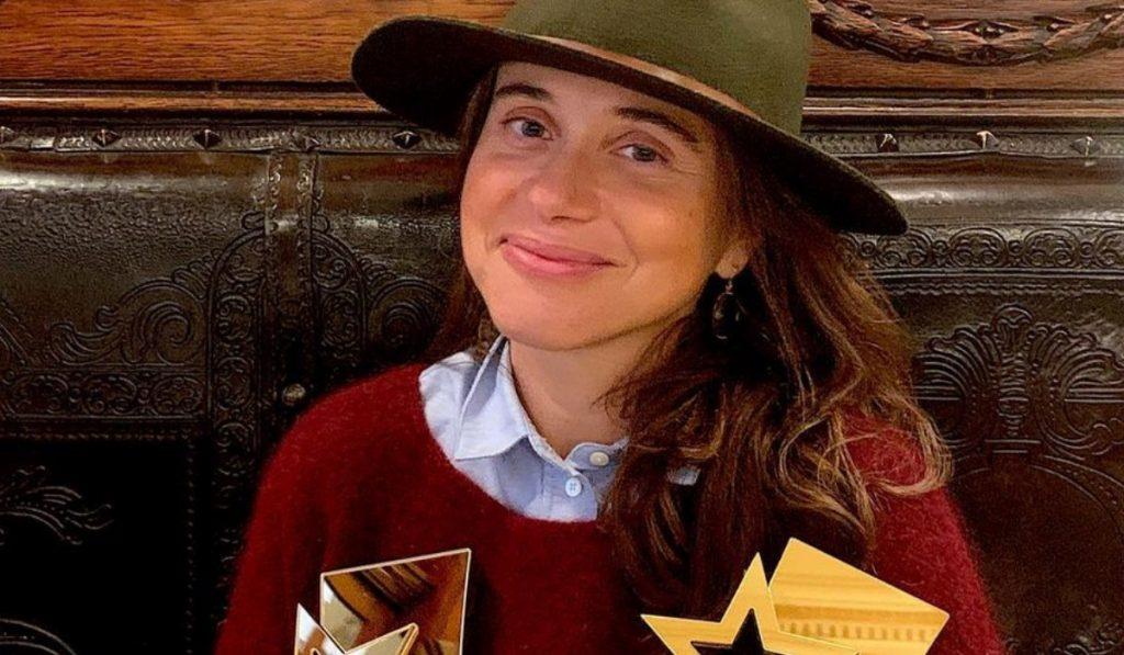 Dalila Carmo foi distinguida com dois Troféus Impala de Televisão 2020