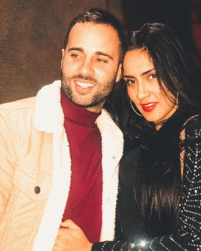 Cláudio Viana e Danniela Mahe