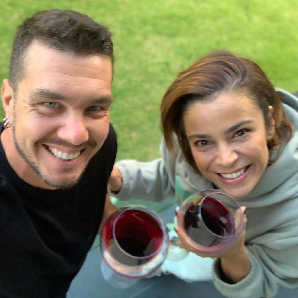 Rita Ferro Rodrigues e Ben celebraram dez anos de casamento com um fim de semana romântico