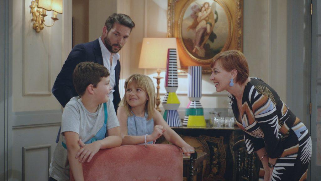 """Hoje, em """"Golpe de Sorte"""", Telma e Vitinho têm novidades fresquinhas e anunciam-nas à família"""