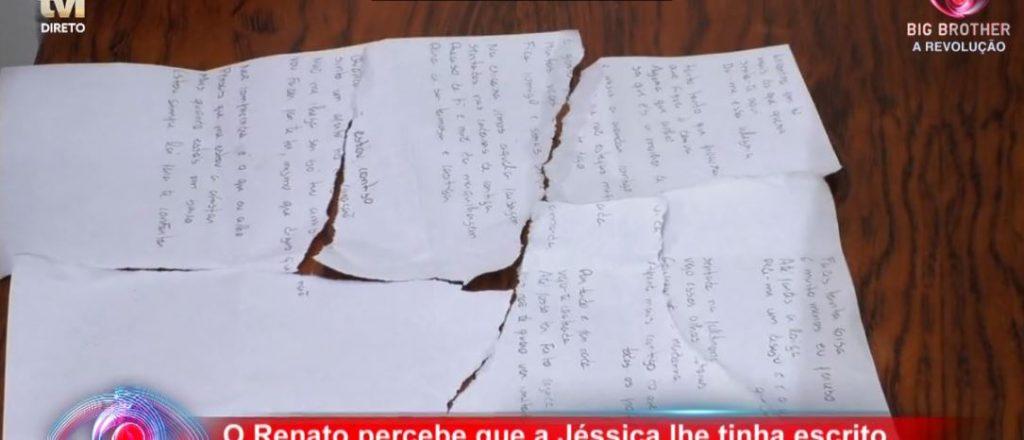 """Jéssica Fernandes cede à raiva e tem ataque de fúria com Renato no """"Big Brother"""""""
