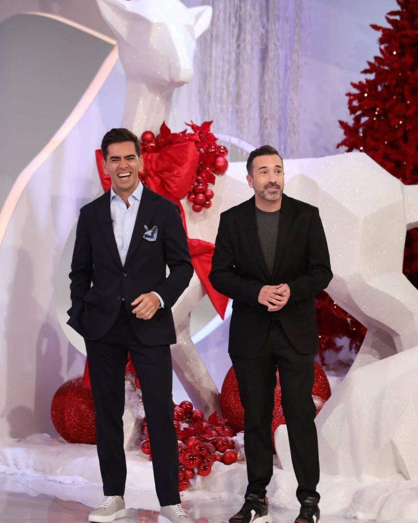 Pedro Fernandes e Marco Horácio