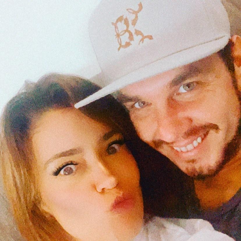 Rita Ferro Rodrigues e Ben