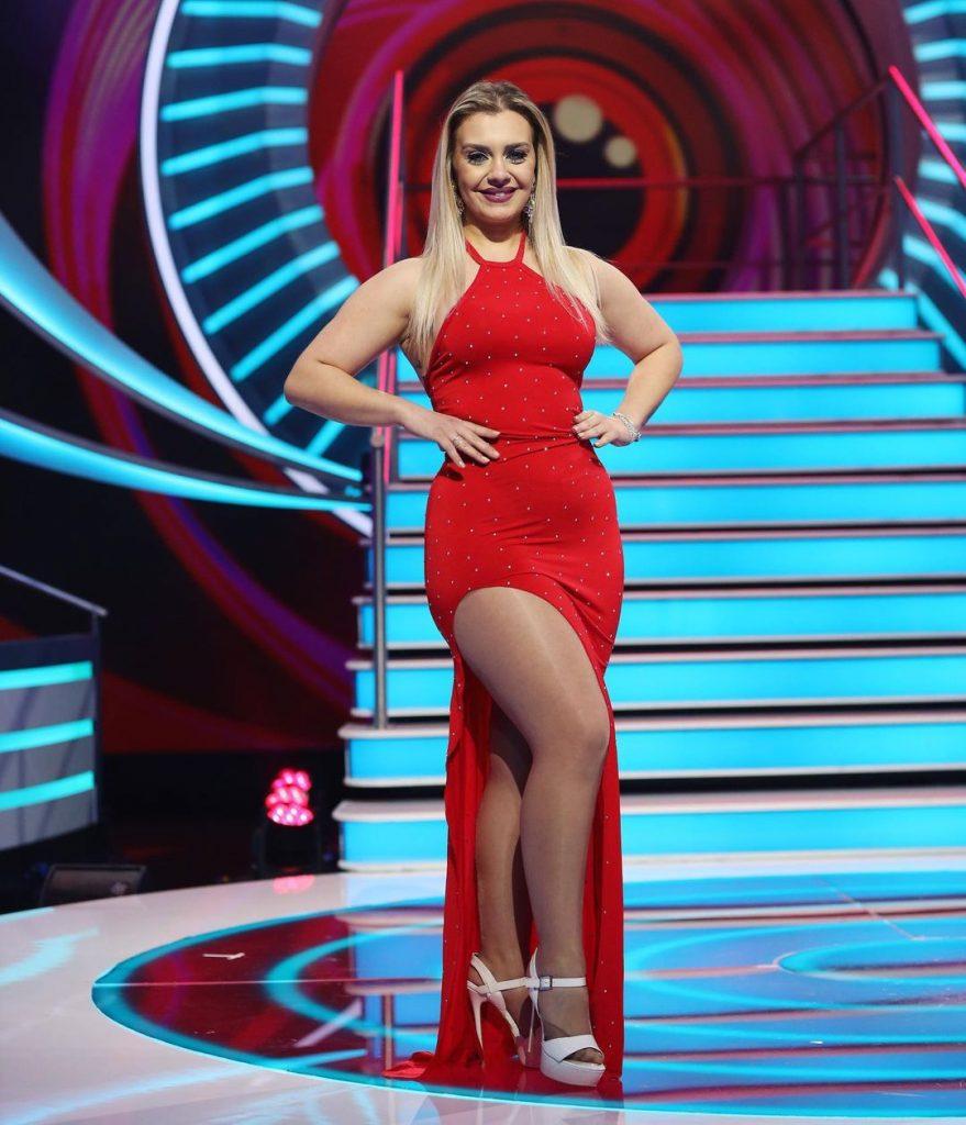"Anuska foi a primeira concorrente expulsa de ""Big Brother - Duplo Impacto"""