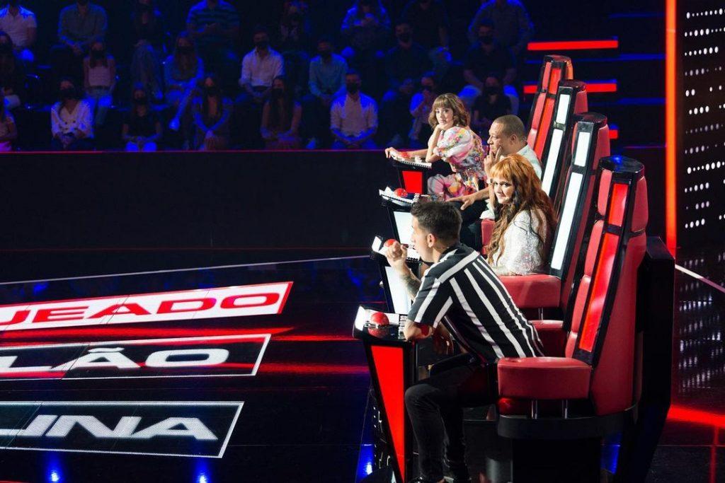 """Fernando Daniel, Carolina Deslandes, Carlão e Marisa Liz são os mentores de """"The Voice Kids"""""""