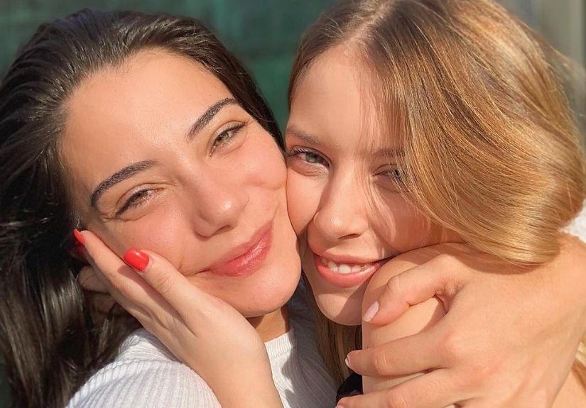 Carolina Carvalho e Sara Carreira