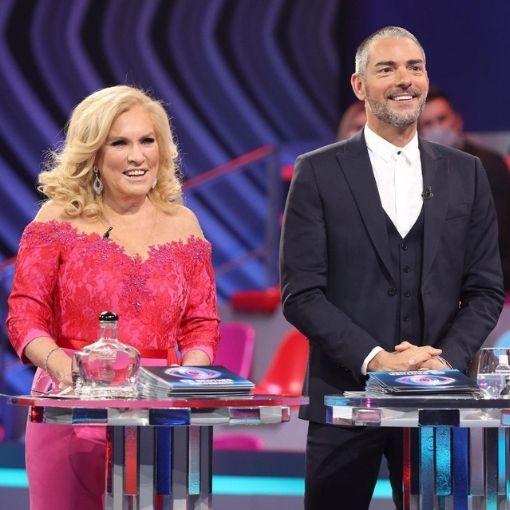 """Teresa Guilherme e Cláudio Ramos são os anfitriões de """"Big Brother - Duplo Impacto"""""""