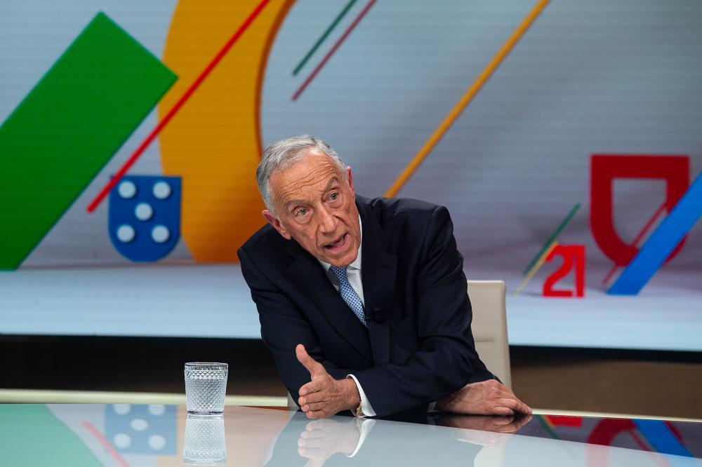 O debate presidencial entre Marcelo Rebelo de Sousa eAndré Ventura fez história