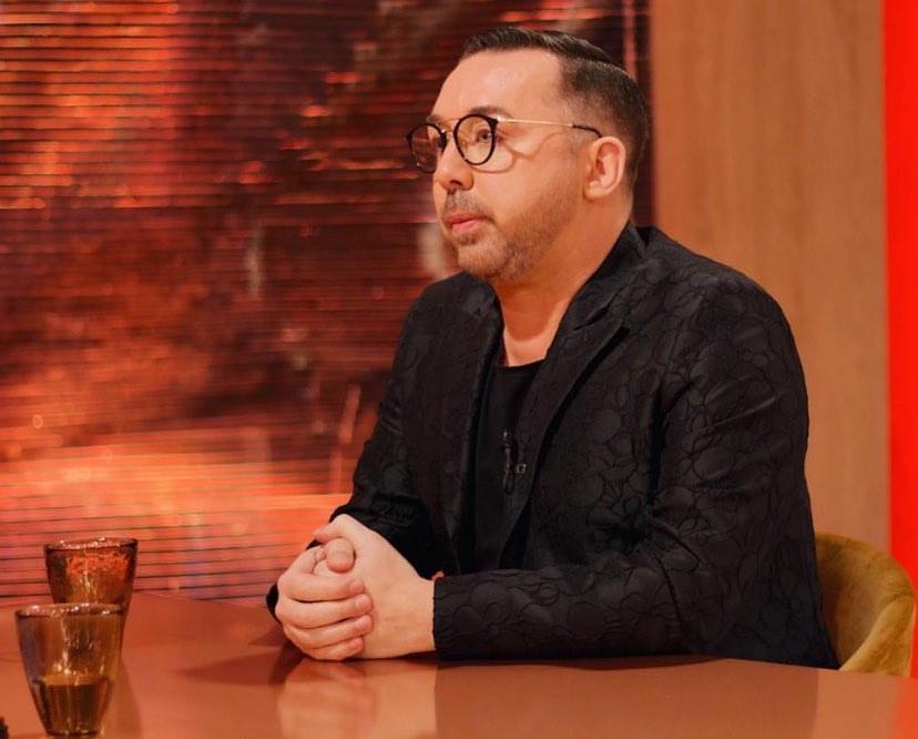 Flávio Furtado foi entrevistado por Manuel Luís Goucha no vespertino da TVI