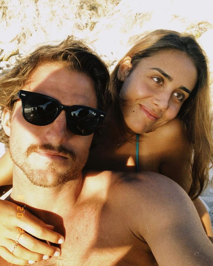 Tiago Teotónio Pereira e Rita Patrocínio