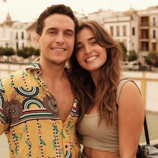 Angie Costa e Miguel Coimbra