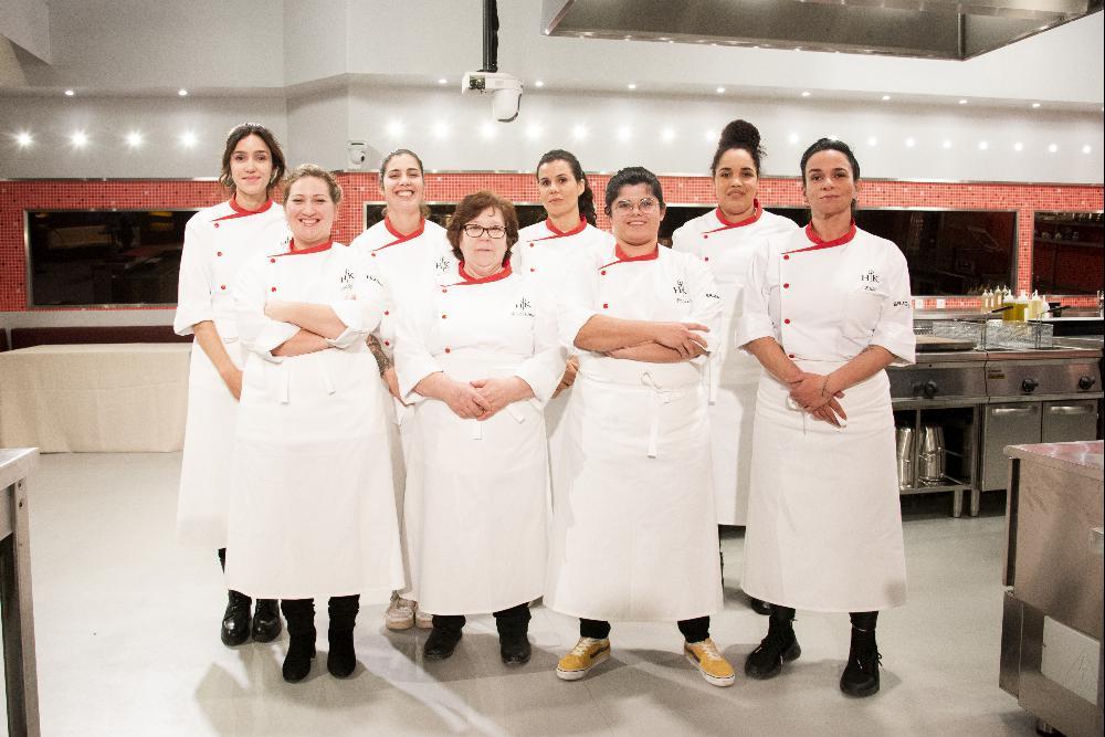 "O programa ""Hell's Kitchen"", apresentado por Ljubomir Stanisic, estreou-se no passado domingo na SIC"