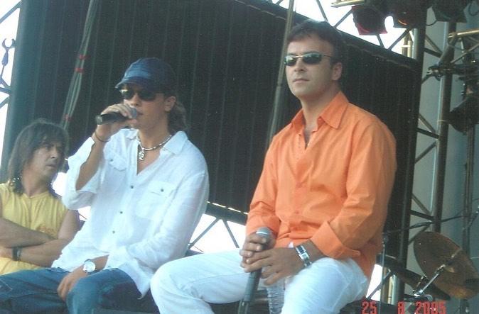 Tony Carreira e Mickael Carreira