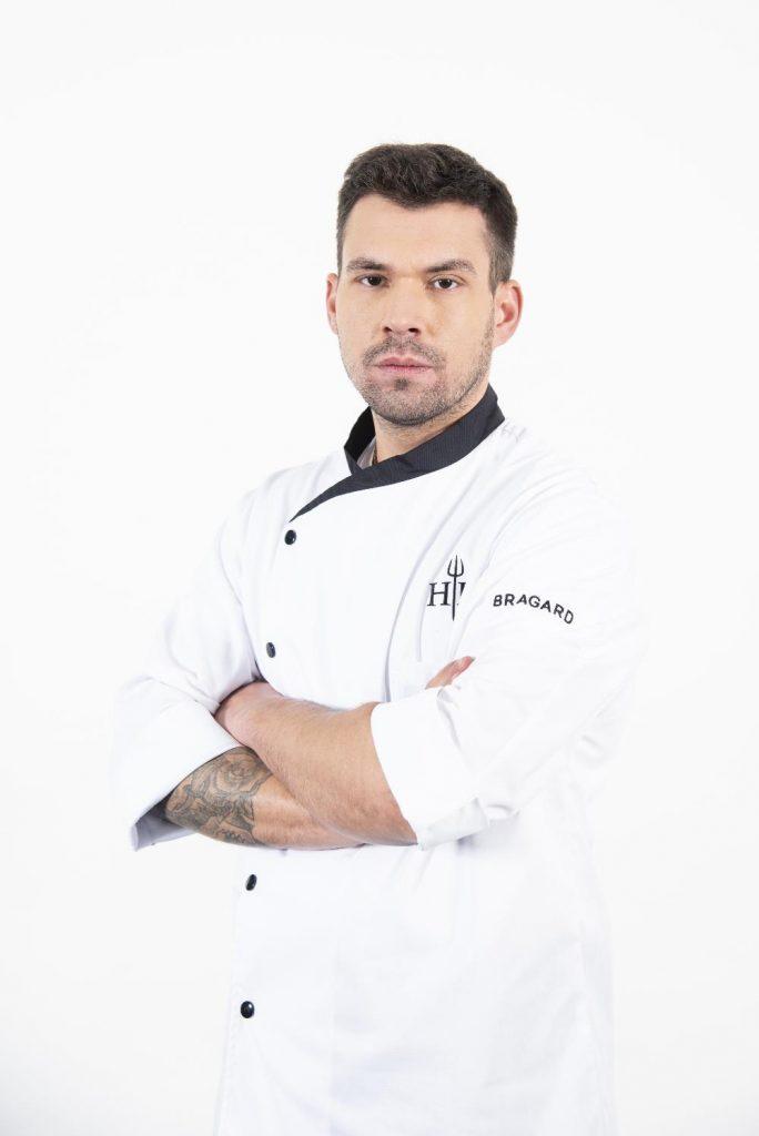 "Lucas Fernandes, ex-concorrente do programa da SIC ""Hell's Kitchen"""