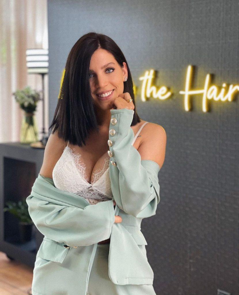 """Vânia Sá, ex-concorrente do reality show da TVI """"Casa dos Segredos"""""""